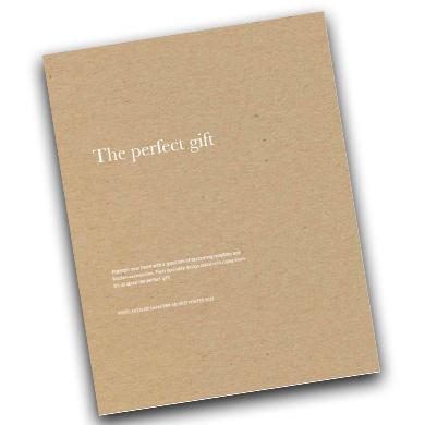 Sagaform - The perfect gift