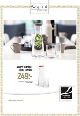 Karaff & Glas