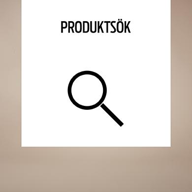 Produktsök
